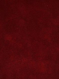 oxblood: a red-brown. accent color.