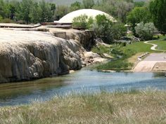 World's largest hot springs, Thermopolis WY