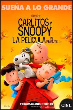 Todos podemos tener nuestro gran día. Tráiler español de Carlitos y Snoopy. La película de Peanuts