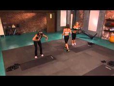 Jillian Michaels - Ripped In 30 - Week 4 (34 min) (Fitness)
