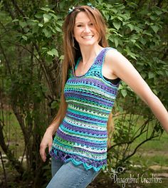 Summer Love-Knot FREE pattern download (Ravelry )Skill level: Intermediate