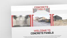 Website Design for Concrete Panels - South West -concretepanelssouthwest.co.uk  #southwest #concrete #panels #websitedesign #website #construction #site #cornwall #Agricultural #commercial Website Designs, Cornwall, Concrete, Commercial, Construction, Culture, Day, Building, Design Websites