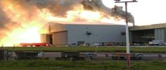 Flights resume after fire at Dublin Airport For more info visit: a360news.com