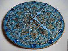 Купить Подаок Часы Настенные Мандала Гармонии - часы настенные, часы интерьерные, часы для дома