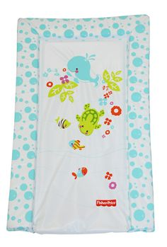Fisher Price Under the Sea Change Mat from #norooni