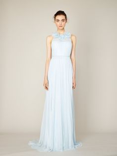One word....Marchesa!!! Never can I wrong- Always Red Carpet Ready! Resort 2014