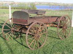 1 Horse Wagon
