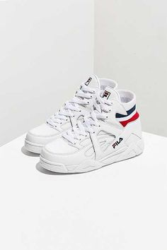 FILA Elastic Back Cage Sneaker
