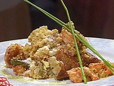 Shrimp and Asparagus Risotto Casserole Recipe : Emeril Lagasse : Food Network - FoodNetwork.com