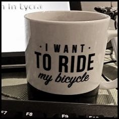 The perfect coffee mug. #cyclingphoto #procycling #gwcycling #instagramexpert #bicidacorsa