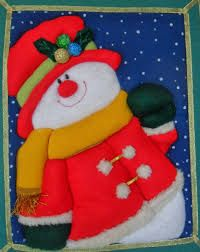 Imagen relacionada Christmas Clay, Christmas Projects, Christmas Time, Christmas Ideas, Felt Christmas Decorations, Christmas Stockings, Christmas Ornaments, Holiday Decor, Felt Applique
