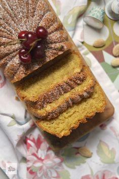 Bizcocho de Café y Almendra Bunt Cakes, Foods With Gluten, Quick Bread, Sin Gluten, Pound Cake, Coffee Cake, Bread Recipes, Food And Drink, Ice Cream
