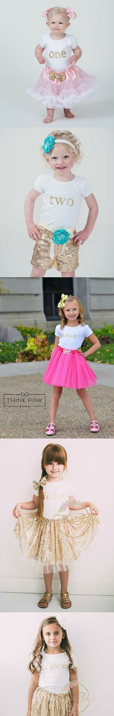 One, Two, Three, Four, and Five Birthday Glitter shirts Flower Girl Dresses Country, Flower Girl Tutu, Lace Flower Girls, Lace Romper, Tulle Dress, Lace Weddings, Wedding Dresses, Glitter Shirt, Baby Boutique