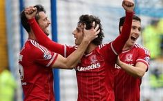 Middlesbrough-Burnley: Pronostico e dove vederla Uno dei big match di questa ventunesima giornata del campionato inglese di Championship è sicuramente la sfida tra il Middlesbrough di Fabbrini,secondo in classifica, contro il Burnley.che con quattr #middlesbrough-burnley
