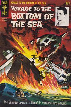 SOS SEAVIEW - IN A VOYAGE TO THE BOTTOM OF THE SEA !!! http://beachbumcomics.blogspot.com/