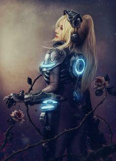 Cosplay da Nova - Heroes of The Storm - Kilory_ 03