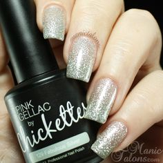 Pink Gellac by Chickettes Fabulous Silver