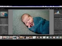 How to Edit Newborn Photos in Lightroom in only 65 Seconds!