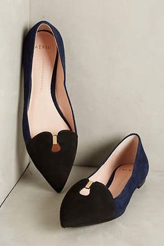 Anthropologie Aerin Ives Flats - womens shoes size shop for womens shoes online, womens boat shoes Pretty Shoes, Beautiful Shoes, Cute Shoes, Me Too Shoes, Beautiful Pictures, Shoe Boots, Shoes Heels, Flat Shoes, Ballet Shoes