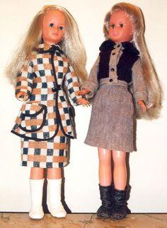 Dolly de Gégé en tenue Parc Monceau et ...