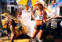 Britney by David LaChapelle.