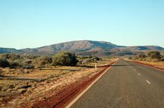 Highway outside Paraburdoo, Pilbara South Australia, Western Australia, Emergency Response, Ancient Aliens, Fresh Water, Wilderness, Touring, Cathedral, Spanish