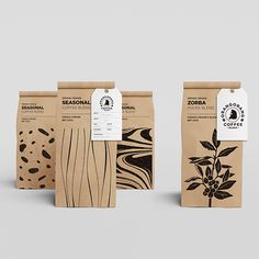 Design your own custom tissue packaging paper with logos - noissue organic neutral package design Design Café, Form Design, Yanko Design, Label Design, Package Design, Design Logos, Custom Design, Design Posters, Graphic Design