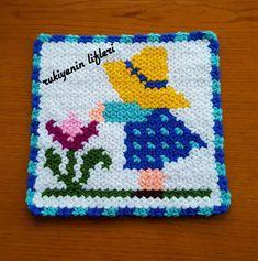 Baby Knitting Patterns, Pot Holders, Embroidery Designs, Elsa, Diy And Crafts, Blanket, Handmade, Tutorials, Amigurumi