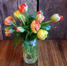 French Tulips...
