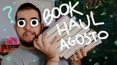 BOOK HAUL! | Agosto 2015