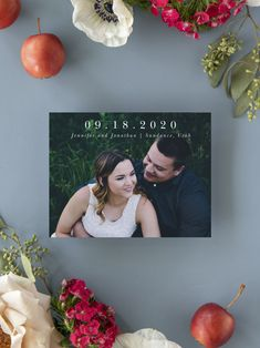 49 inspirational Ideas destination wedding save the date magnet Luxury Wedding Invitations, Printable Wedding Invitations, Wedding Stationary, Country Wedding Colors, Fall Wedding Colors, Modern Save The Dates, Rustic Save The Dates, Save The Date Magnets, Save The Date Cards