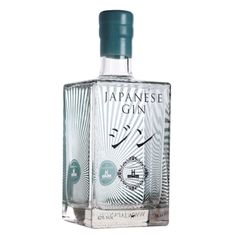 Japanese Gin from Cambridge Distillery