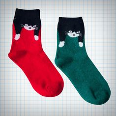 Floppy Cat Ankle Sock Set (2 pairs) · Ice Cream Cake · Online Store Powered by Storenvy