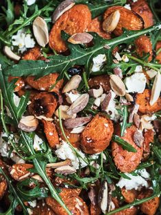 Raw Food Recipes, Salad Recipes, Diet Recipes, Healthy Recipes, Recipies, Salad Menu, Salad Dishes, Crab Stuffed Avocado, Waldorf Salat