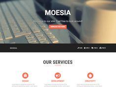 WordPress › Moesia « Free WordPress Themes