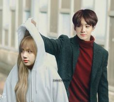 Idk what is this😂😂. I just love this drama so much and couldn't hold myself but made this edit😂😂 Kpop Couples, Cute Couples, K Pop, Lisa Blackpink Wallpaper, Bts Funny Moments, Blackpink And Bts, Bts Imagine, Korean Couple, Jimin Jungkook