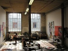 amazing studio space