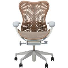 herman miller mirra 2 triflex office chair cappuccino price