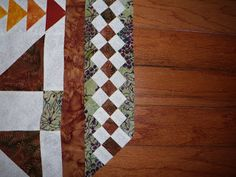 The Quilting Professor: Yummy Pieced Borders