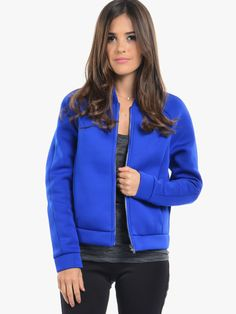 Blue Brightest of the Bunch Neoprene Jacket