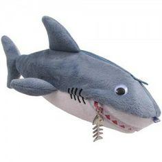 Amazing shark pencil case!
