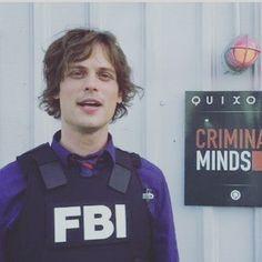 CRIMINAL MINDS WAS SO GOOD LAST NIGHT I'M GEEKING WHO WATCHED IT  #mgg #matthewgraygubler #criminalminds #reid #spencerreid