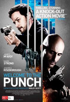 Watch Welcome To The Punch (2013)