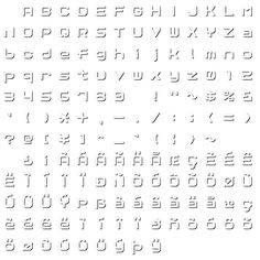 Found MGSV fonts and resource icons in the game's files. - Album on Imgur