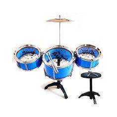 Buy Online kids mini 6 piece jazz drum set