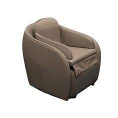 Omega Massage Aires Massage Chair With Ottoman Color: Gray
