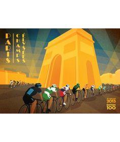 2013 Tour de France Stage 21 by Bruce Doscher