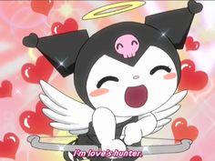 """Still got to hunt. """"Kuromi Love"""""""
