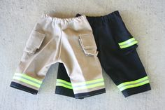 Firefighter Baby Turnout Pants