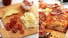 Make the perfect pizza